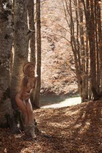 Allison Lisette Dubois per playboy italia