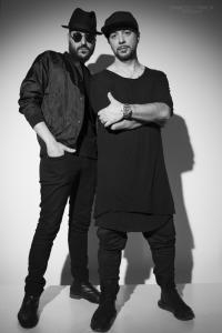 Amerigo provenzano DJ e DJ Cash