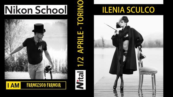 Nikon School Workshop - 1 2 aprile Nital Torino