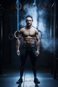 Riccardo Romano - campione di Crossfit