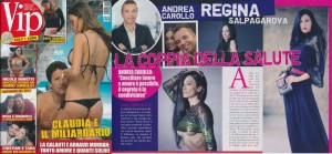 VIP 15 gennaio 2013 - cover